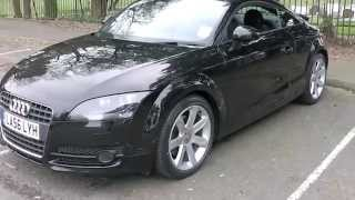 Audi TT 2 0 TFSI Coupe, Just 23,000 miles, Half Leather Alcantara, Ipod Dock, FASH  £12,495 www prom
