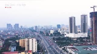 Nút giao thông Mai Dịch, Quận Cầu Giấy, Hà Nội 07/11/2017