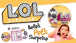 L.O.L. Surprise Pets Series 3 New 2018 Opening x1 Kids