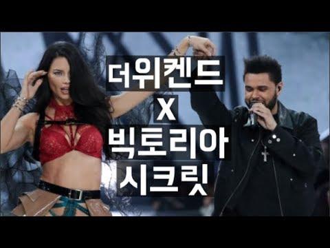 [The Weeknd] - Starboy 가사 번역 (빅토리아 시크릿 패션쇼 라이브)