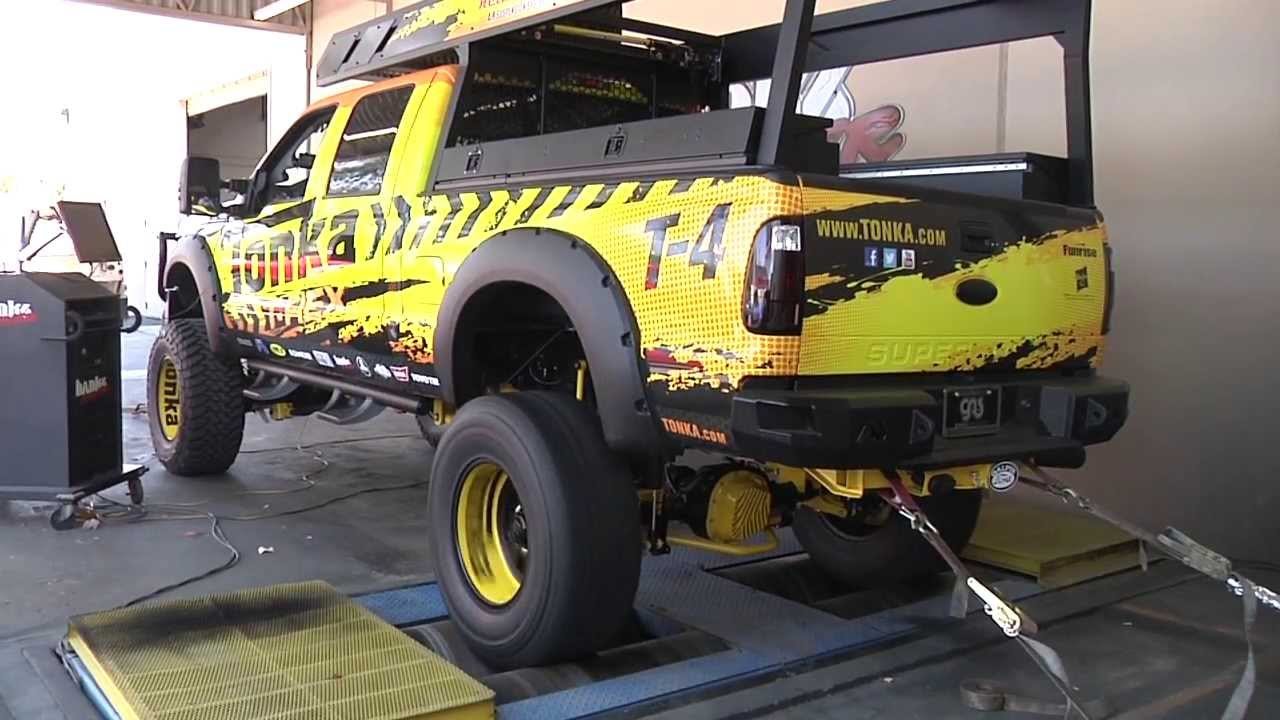 Banks Power Tonka Truck Youtube