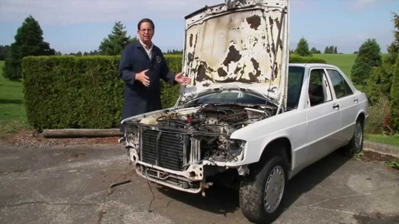 How Much To Pay For Old Mercedes 1975 To 1995 Benz