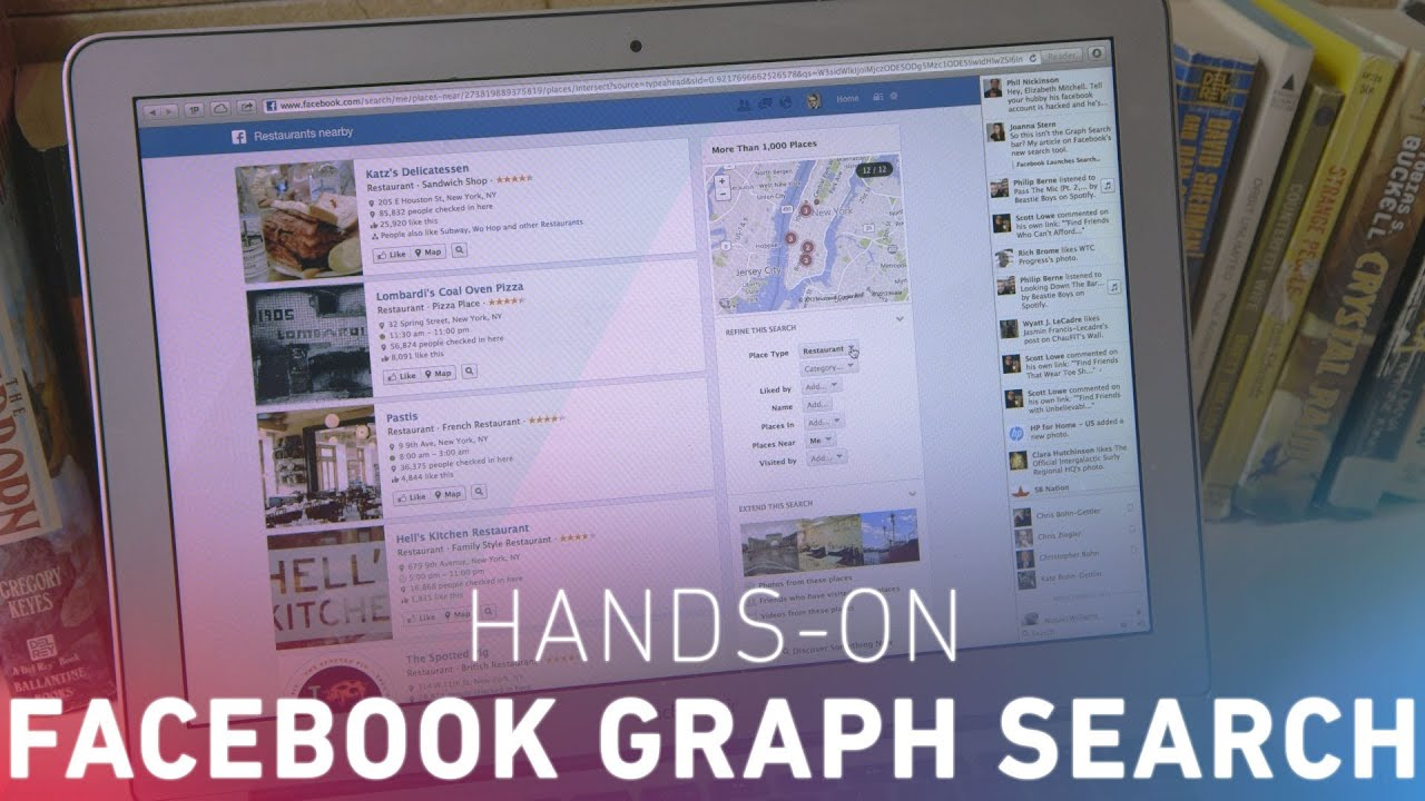 Facebook Graph Hands