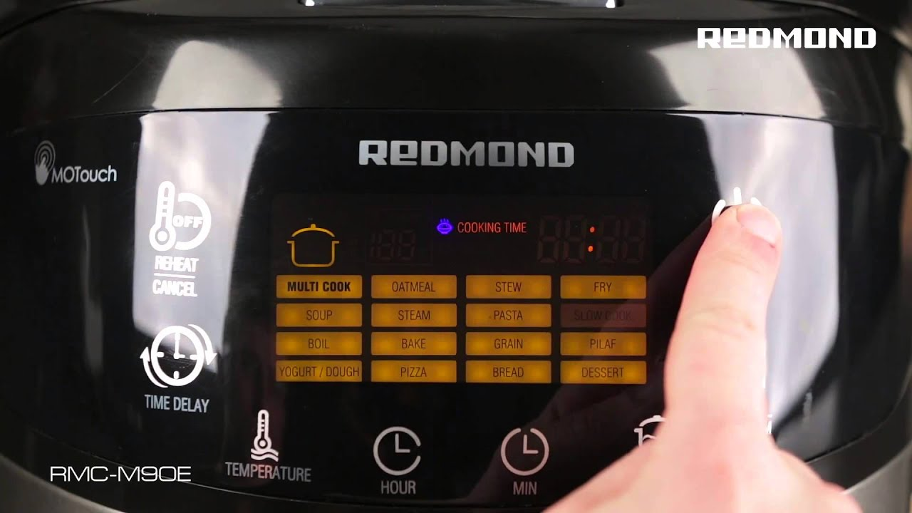 Multivarks Redmond M90: reviews, features and instruction