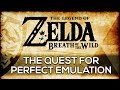 Zelda Breath of the Wild on PC   Cemu 1.8.1   THE QUEST FOR PERFECT EMULATION