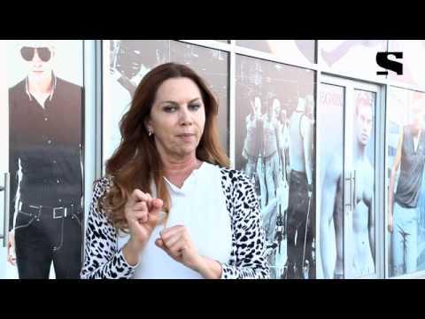 Glenda Reyna en el casting de Hermosillo - México's Next Top Model