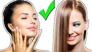 видео Витамины для укрепления волос и ногтей