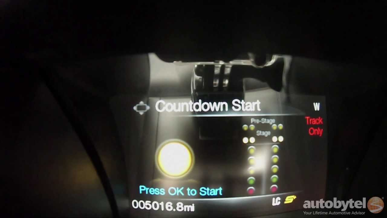 2015 Ford Mustang GT 060 MPH Test Video  435 HP 50 Liter V8