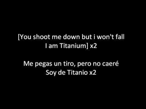 David Guetta Feat. Sia - Titanium lyrics English and ...