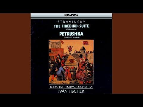 Petrushka: Part IV - Wet-nurses' Dance