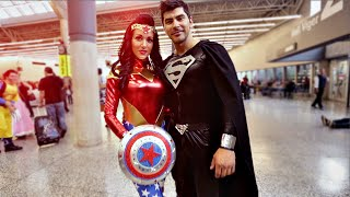 Comic Con 2014 Montréal - Cosplay Music Video by Orange | Agence marketing