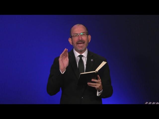 Colosenses capítulo 1 - parte 2 - Dr. Baruch Korman