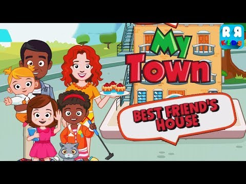 My Town : Best Friends House  My Town Games LTD  New Best App for Kids iPad Gameplay