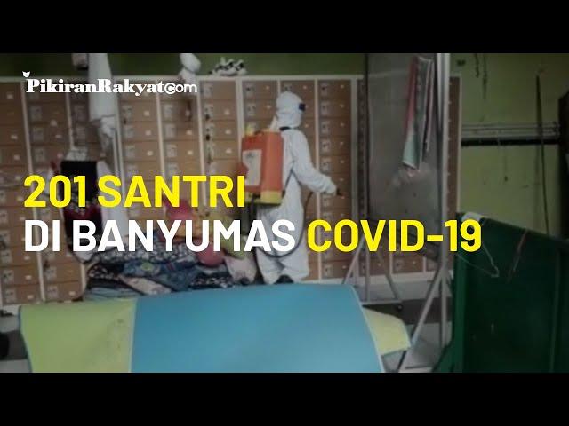 Klaster Pondok Pesantren Banyumas, 201 Santri Covid-19, Berpotensi Terus Bertambah