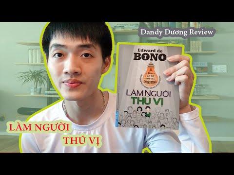REVIEW CUỐN SÁCH LÀM NGƯỜI THÚ VỊ | Review Sách Dandy