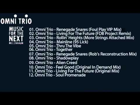 [1995] Omni Trio - Music For The Next Millennium [Full Album]