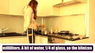Repeat youtube video Блины от Джессики / Jessica cooking blintzes