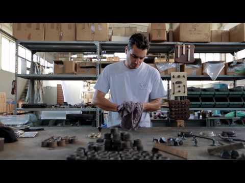 Giara - Produzione maniglie e pomoli in bronzo per porte, maniglie e mobili