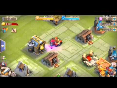 Bermain Castle Clash Ep; 1 (INDONESIA)