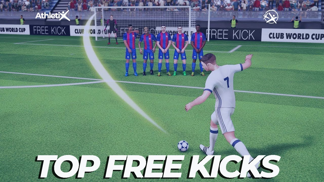 Top Latino Free Kicks #MLS 2018