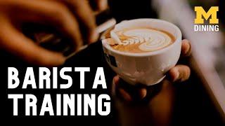 Barista Training Video