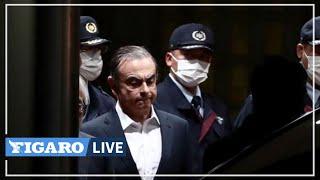 🔴 Images des complices présumés de Carlos Ghosn