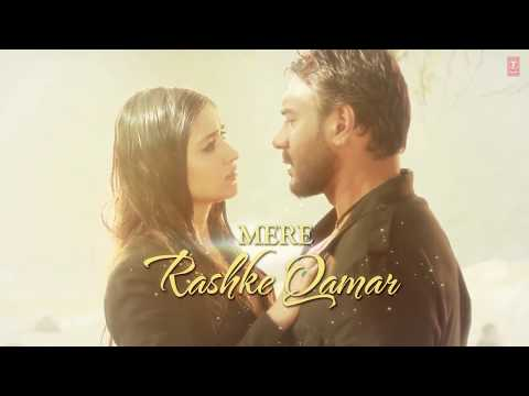 Mere Rashke Qamar Song With Lyrics Urdu Movie  Baadshaho