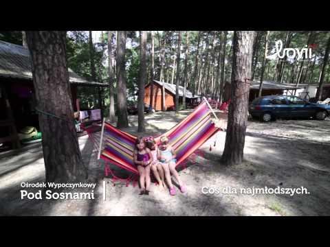 Ośrodek Wypoczynkowy POD SOSNAMI w Boszkowie