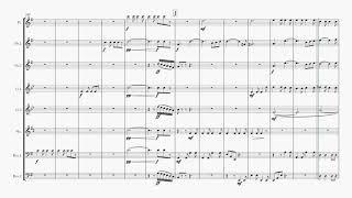 さあ、やろう!野郎達が。 うちの楽団の木管男子たちのために勝手に書き...