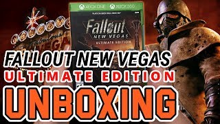 Fallout New Vegas Ultimate Edition(Xbox One/Xbox 360) Unboxing !!