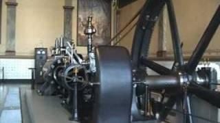 Inbetriebnahme der Dampfmaschine 1