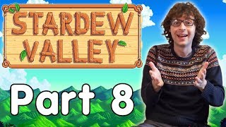 Stardew Valley - First Furnace  - Part 8 thumbnail