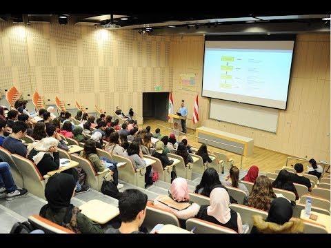 "Fourth MRVP Workshop: ""Basics of Statistics in Medicine"" by Dr.  Hani Tamim"