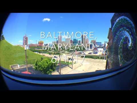 Travel Diary | Baltimore Field Trip