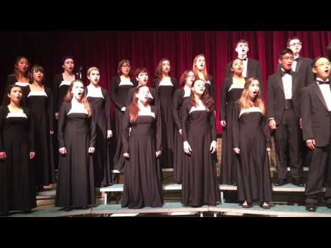Black is the Color (of my True Love's Hair) - Niskayuna HS Concert Chorale