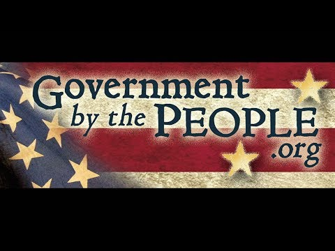Government By The People Initiative Petitions