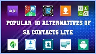 SA Contacts Lite   Best 15 Alternatives of SA Contacts Lite screenshot 3