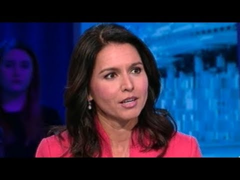 TULSI GABBARD EXPLAINS WHY SHE IS RUNNING FOR PRESIDENT!
