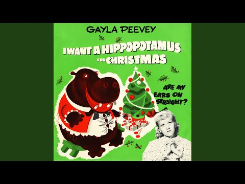 I Want a Hippopotamus for Christmas