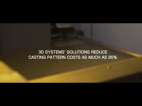 Vaupell Saves Time and Money with Accurate 3D Printed Casting Patterns