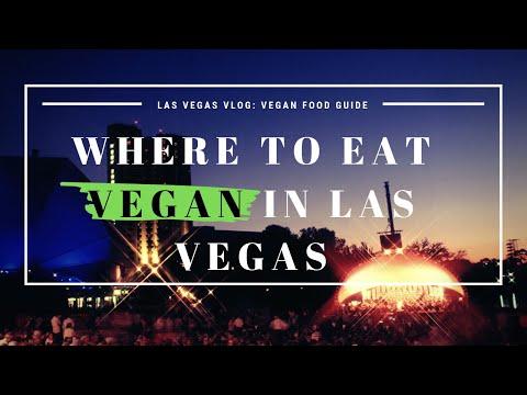 Las Vegas Vegan Food Guide [VLOG]