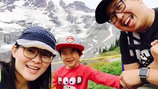 Mount Rainier National Park // Paradise Area Trails // Washington with Kids // CloudSeven Adventures