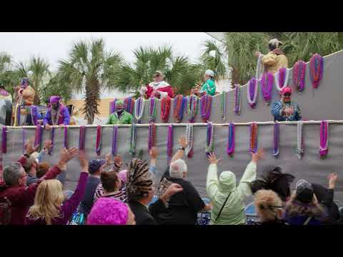 Panama City Beach Mardi Gras & Music Festival