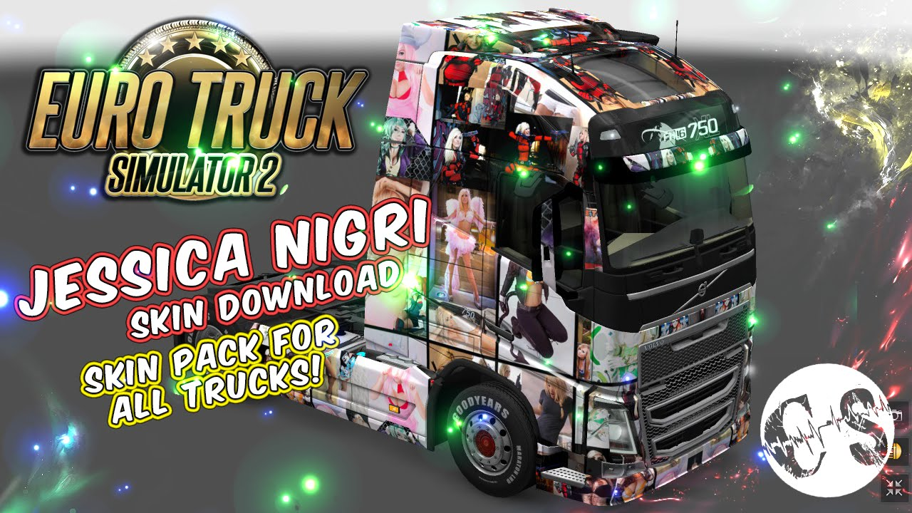 Euro Truck Simulator 2 - Pirate Paint Jobs Pack Download