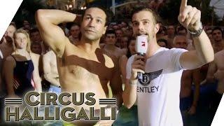 Circus Halligalli | Der große Circus HalliGalli-Badetag - ERÖFFNUNG