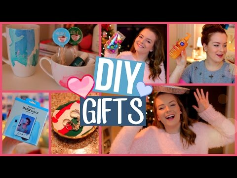 DIY Gift Ideas + GIVEAWAY!!