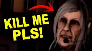 EL JUEGO MAS CUTRE DE TERROR QUE HE JUGADO! - CRYING IS NOT ENOUGH GAMEPLAY ESPAÑOL