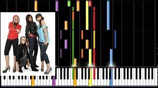 All Saints - Never Ever (Piano Tutorial)