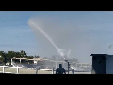 Watering  horse Paddock (Dubai polo & equestrian club)