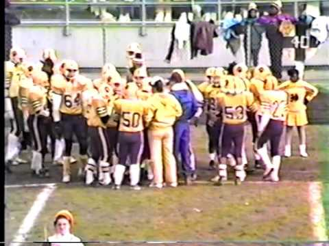 1989 Philadelphia H.S. Football Public League Championship: George Washington vs Martin Luther King